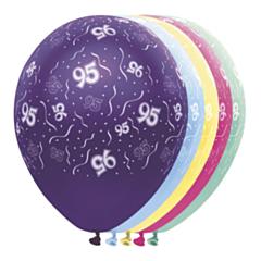 Ballon 95 jaar