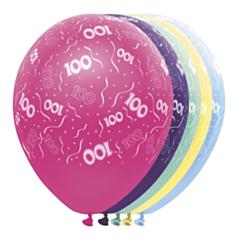 Ballon 100 jaar
