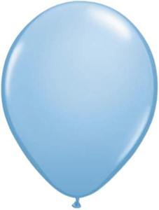 Ballonnen 13cm Licht Blauw