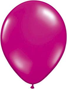 Ballonnen 13cm Magenta