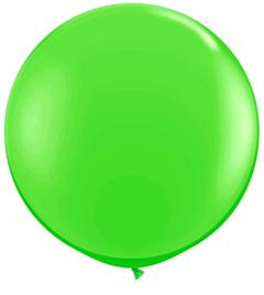 Ballon 90cm Appelgroen