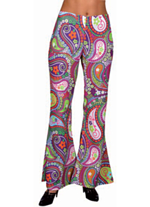 Hippie broek Funky Colours