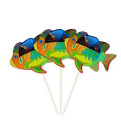 Prikkers Tropische vissen 15cm