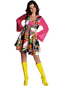 Fantasy 70's jurk