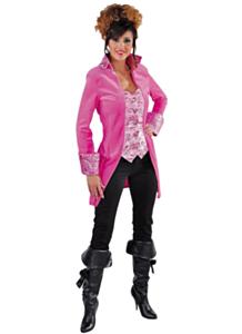 Markiezin Mantel roze