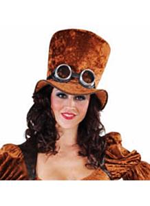 Hoge hoed Steampunk