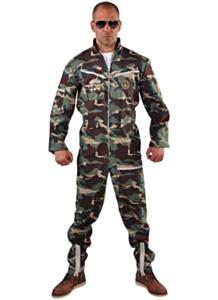 Jetfighter Camouflage