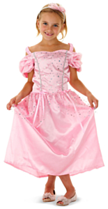 Traditionele Prinses kindermaat S