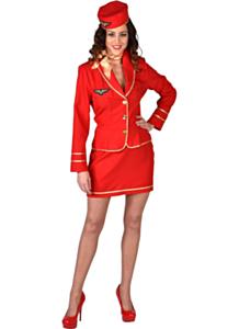 Stewardess Bell-Air
