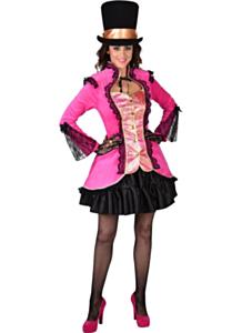 Jasje Nicky Burlesque roze