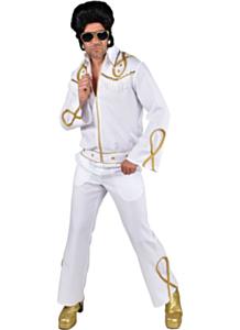 Elvis wit/goud