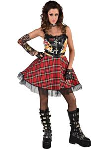 Punk jurk