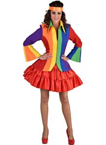 Rainbow jasje
