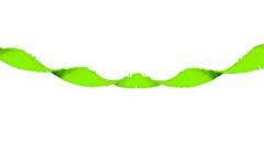 Draaiguirlande Neon Groen 18mtr