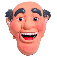 3D Masker Abraham Explosion