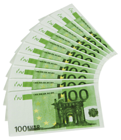 Servet 100 Euro