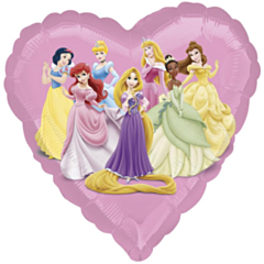 Folieballon Disney Princess