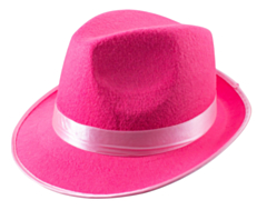 Tribly Hat non woven Neon Pink