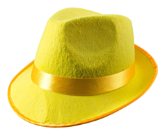Tribly Hat non woven Neon Yellow