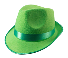 Tribly Hat non woven Neon Green