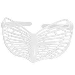 Bril Vlinder Wit