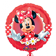 Folieballon Minnie