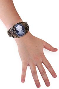 Armband brocante stijl