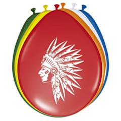 Ballonnen Indianen