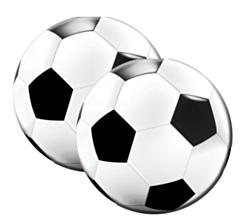 Servetten Voetbal 33x33cm