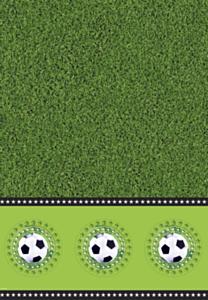 Tafelkleed Voetbal 130x180cm