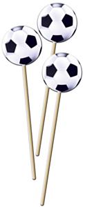 Prikkers Voetbal 20cm