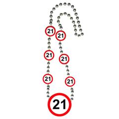 Ketting Verkeersbord 21