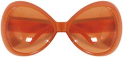 Bril Oranje Groot
