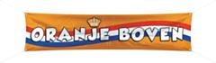 Mega Bannier Oranje Boven 180x40cm