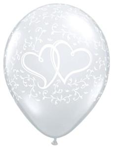 Ballonnen Hearts