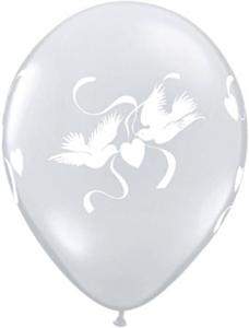 Ballonnen Love Doves