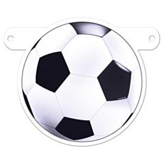 Banner Letter Soccer