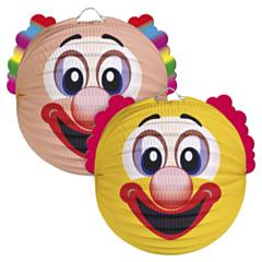 Bollampion 22cm Clowns met deco