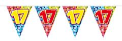 Vlaggenlijn Birthday Blocks 17