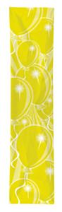 Banier Balloons Geel 300x60cm