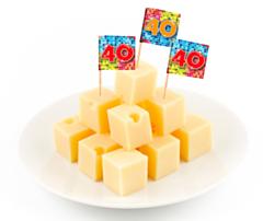 Prikkers Birthday Blocks 40jaar
