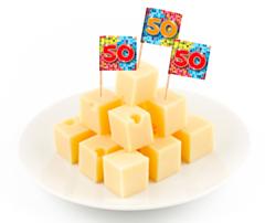 Prikkers Birthday Blocks 50jaar