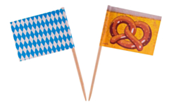 Vlagprikkers Oktoberfest