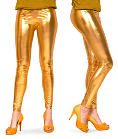 Legging Metallic S/M
