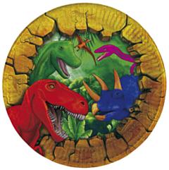 Bordjes Dino 18cm