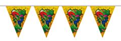 Vlaggenlijn Dino 6mtr