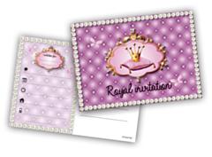 Uitnodigingen Prinsessen