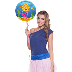 Follieballon Mermaid