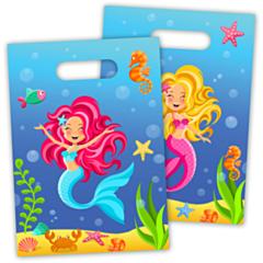 Feestzakjes Mermaid