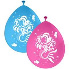 Ballonnen Mermaid